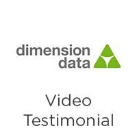 Dimension Data Customer Success Story