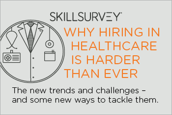 Hiring in Healthcare Harder than Ever eBook Essential Grid