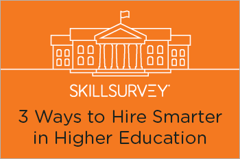 Hire Smarter in Higher Education eBook Essential Grid
