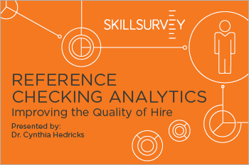 Reference Checking Analytics Webinar Essential Grid