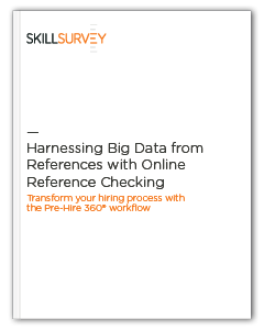 Harness Big Data from References Whitepaper