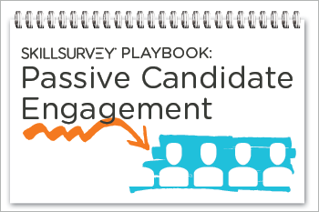 Passive Candidate Engagement Playbook eBook