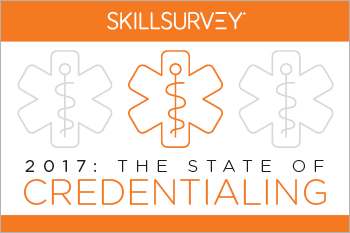 2017 State of Credentialing Infographic Essential Grid