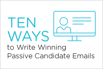 Recruiters Guide to Passive Candidates Resource
