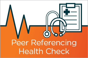 Peer Referencing Health Check Essential Grid