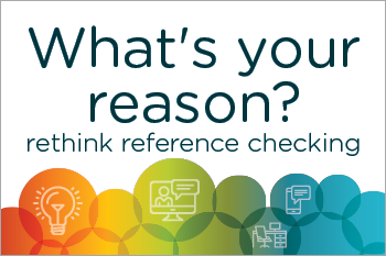 Reasons for Reference Checking Infographic Ess Grid
