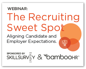The Recruiting Sweet Spot Webinar