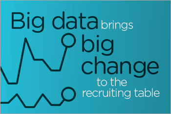 Big Data Brings Big Change to the Recruiting Table Podcast