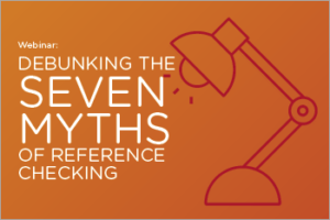 Debunking 7 Reference Checking Myths Essential Grid