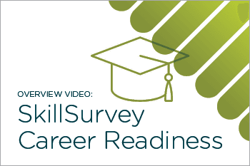 SkillSurvey Career Readiness for Career Services Video