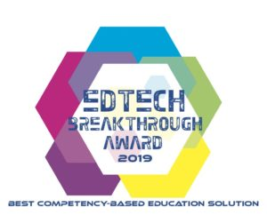 Logo EdTech Breakthrough award