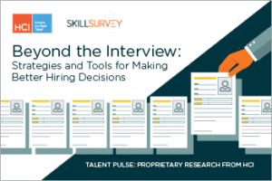 Making Better Hiring Decisions
