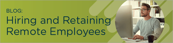 Hiring Remote Workers Banner