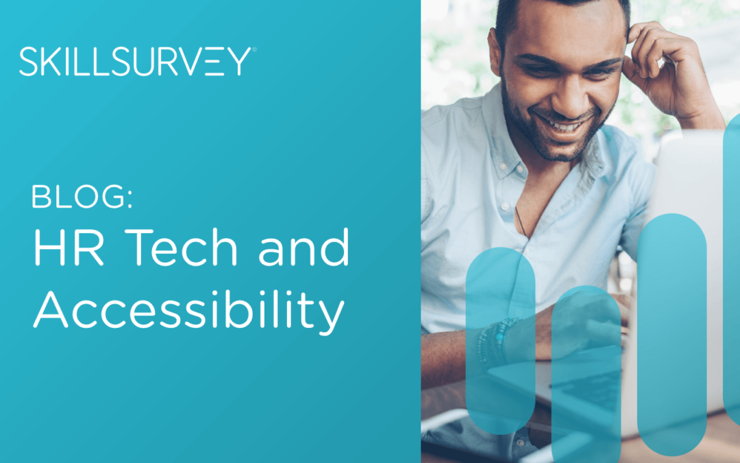 Is your HR Tech Accessible?