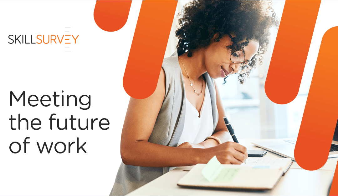 2020 in Review: Connecting Virtually to Expand our Solutions and Address the Future of Work